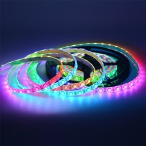 13.1FT 4M 60Pixels/m LED Strip Light WS2812B 5050 RGB 240LEDs DC 5V