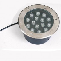 Waterproof 15W LED Underground Light Ground Garden Path Buried Yard Lamp
