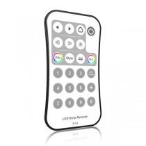 1 Zone RF 2.4G SPI/DMX Programmable LED Remote R14 For Addressable Led Strip Light