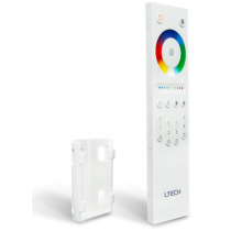 LTECH CT Touch Series Remote Control Q5 RGBWW 4 Zones RF
