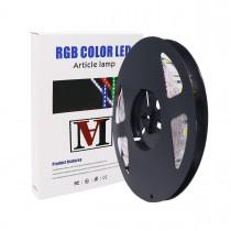 5050 RGBW LED Strip 16.4ft 5M 300leds RGB+Cool Whtie Lights Non-waterproof 12V