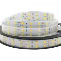 5M 5630 Double Row LED Strip 16.4ft  600LEDs Super Bright Light 12V