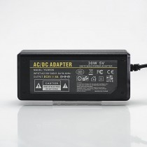 30W 6A DC 5V Plastic Shell Power Supply Adapter