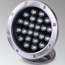 Underwater Lamp 48W Pond Pool Fountain Led Light IP68 Waterproof Submersible Floodlight