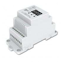 AC 85-265V Din-rail DMX Master Controller XC-D
