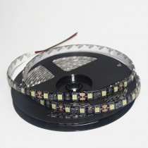 Black PCB Board 5050 LED Strip DC12V 60LED/M 5M IP67 Waterproof Light