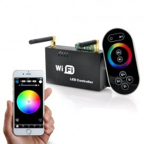 Wifi100 Convenient Mobile Phone LED Wifi Controller
