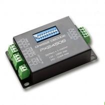 DC 12V 24V 3A 3CH DMX512 Decoder Driver PX24506 RGB Controller