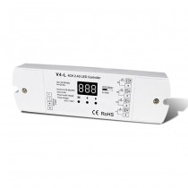 DC 12-24V 2CH Constant Current RF 2.4G Receiver C2 For DIM CCT LED Strip Light