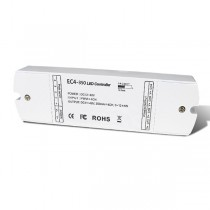 DC 12-48V 4CH Constant Current Power Repeater EC4 For RGBW LED Strip