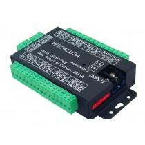 DC 5V 12V 24V 24CH DMX512 Decoder Controller 24 Channel Dmx Driver