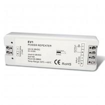 DC 5-36V 1CH Constant Voltage Power Repeater EV1 For Single Color LED Strip