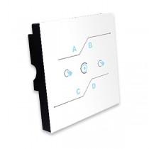 DL104 Touch Panel Standard DALI Digital Addressable Lighting Interface