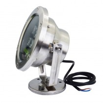 DMX512 IP68 Waterproof Led Underwater Light Swimming Pool Aquarium Lamp