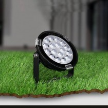 FUTC02 Mi.Light AC 86V 265V 9W RGB+CCT LED Garden Lamp