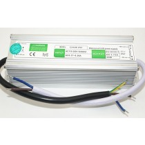 40W DC 12V / DC 24V Waterproof Switching Driver Transformer Power Supply