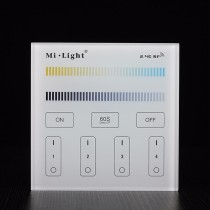 Mi.Light B2 4-Zone CCT Adjust Smart Panel Remote Controller