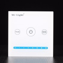 Mi.Light P1 Brightness Dimming Smart Panel Controller DC 12V-24V for LED Strip Light Lamp or Bulb