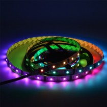 LPD8806 RGB Addressable 5050 LED Strip Light 16.4ft/5m 32LEDs/m 16Pixels/m 5V