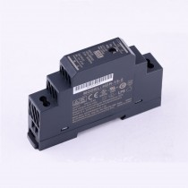 MEAN WELL HDR-15-5/HDR-15-12/HDR-15-24 Industrial DIN Rail Power Supply