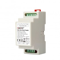 AC100-240V Mi.Light DL-POW1 DC16V 4W DALI Bus Power Supply DIN Rail