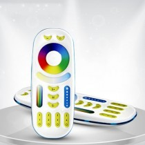 Mi Light RGBWW RGB+CCT Remote LED Controller 2 in 1 4-Zone Group Control