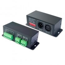 Ltech 3CH CV DMX-PWM Decoder LT-8048 CV DMX512 Decoder
