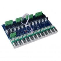 WS-DIM-12CH-700MA 5V-36V 700mA 12CH DMX Controller DMX512 Decoder