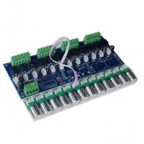 WS-DIM-12CH-350MA 5V-36V 350mA 12CH DMX Controller DMX512 Decoder