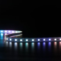 SK6812 RGB+Natural White LED Strip Lights 16.4ft 300 LEDs DC 12V Waterproof