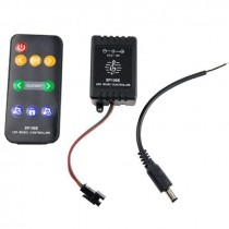SP106E RF LED Music Controller 5V-12V For WS2811 WS2812B