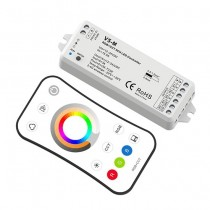 2.4G Wireless Remote Control RGB+CCT LED Controller Set V5-M + R8-2W