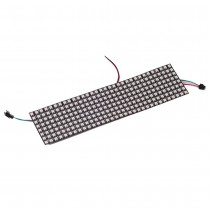WS2812B Panel Screen 8*8 16*16 8*32 256 Pixels Digital Flexible LED Addressable DC 5V