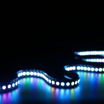 WS2813 LED Strip Dual Signal Wires Individually Addressable 5050 RGB 3.2ft 144 LEDs 5V