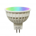FUT104 Mi.light 4W MR16 RGB+CCT LED Spotlight Wifi Phone App RF Control Blub